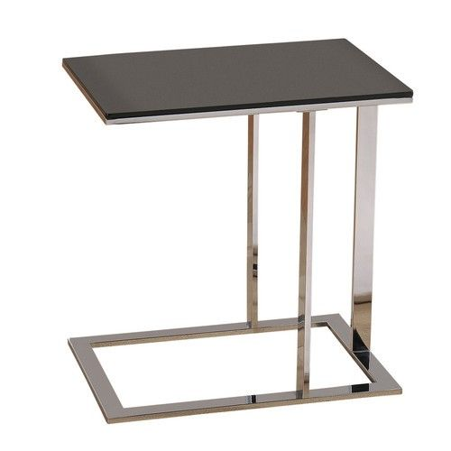 Manor Park Modern C Table And End Table Multiple Finishes Mocha