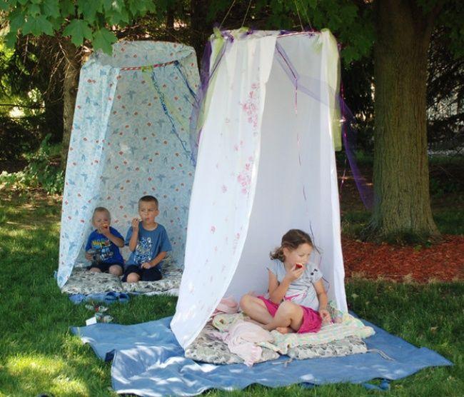 20 недорогих способов занять ребенка летом