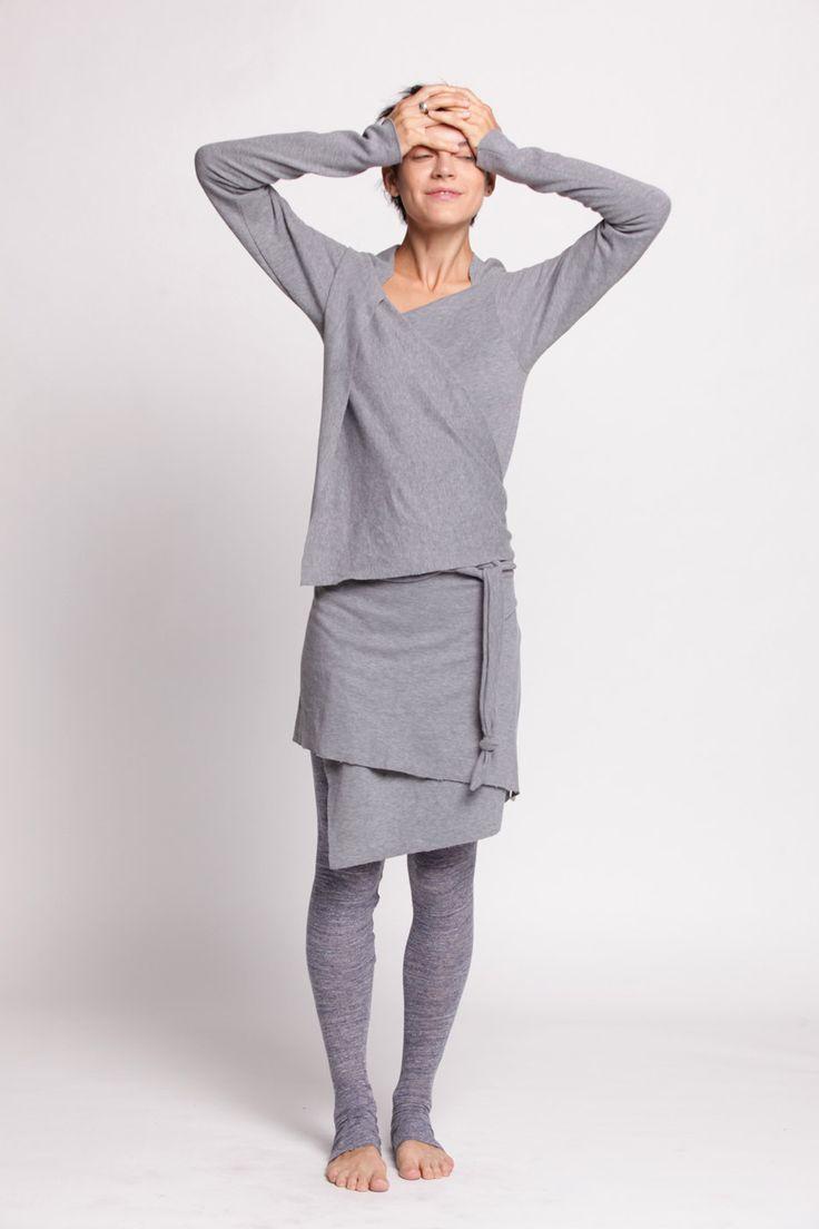 wrap dress #Fashion #dystopia #Futura #future #ultramodern