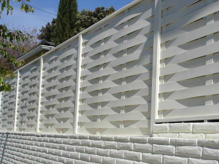 woven wood fence 1