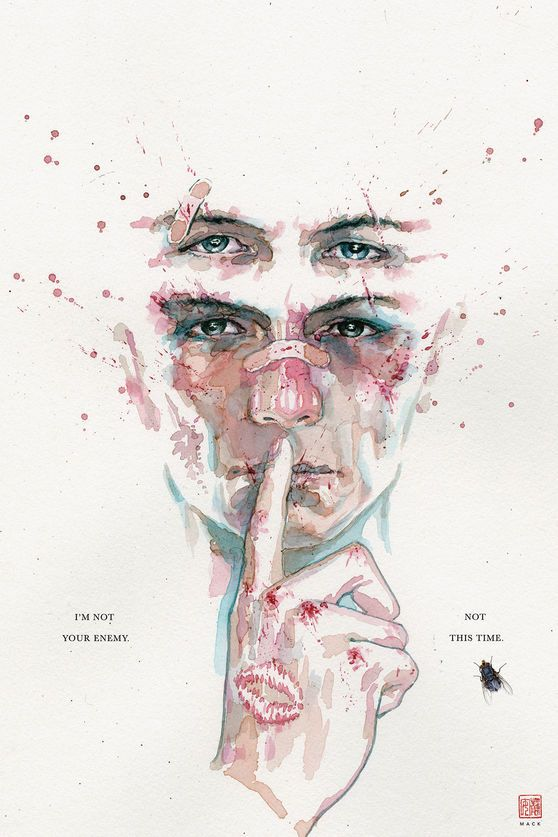 Fight Club 3 #2 – (W) Chuck Palahniuk (A) Cameron Stewart (CA) David Mack – #DarkHorseComics