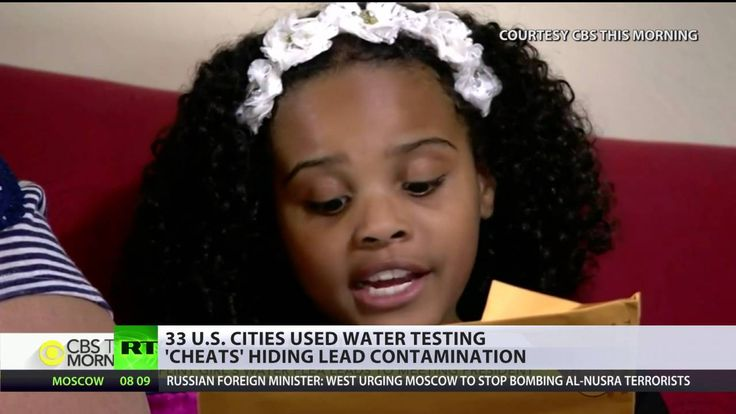 Toxic cover-up: US govt officials cheating on water-safety inspections