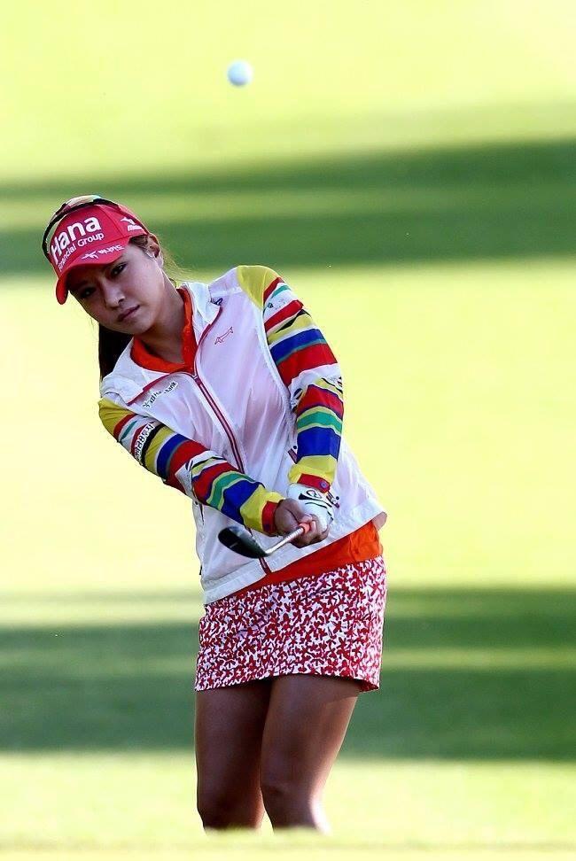 LPGA/KLPGA/LET/JLPGA Golf Fashion - On-Course - posted in LPGA/Ladies golf talk: ...as did Jaye Marie Green.
