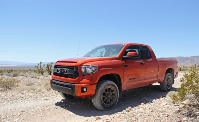 2015 Toyota TRD Pro Series Review