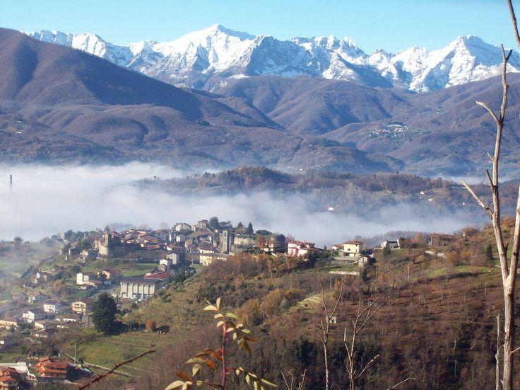Castiglione Garfagnana(Panorama)