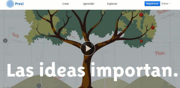 Impress.js y reveal.js, librerías para crear presentaciones en HTML y CSS3 al estilo prezi