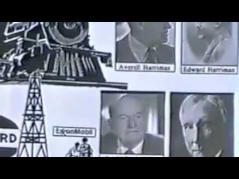 ▶ Prescott Bush - How Bush's grandfather helped Hitler's rise to Power - YouTube ... I DIDN'T KNOW THIS!