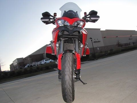 2014 Used DUCATI MULTISTRADA 1200 S GRANTURISMO MULTISTRADA 1200S GT at Used Motorcycle Store Serving Chicago, Naperville, & Rockford, IL, IID 16024111