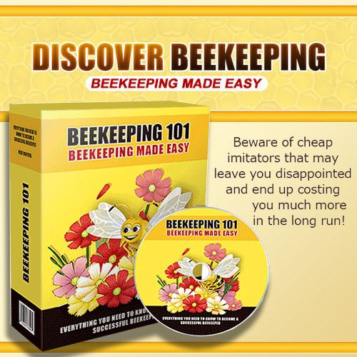 #Beekeeping #LearnBeekeeping Beware of cheap imitators and check this out! …http://7e81a9sd37mlxhx1y2r8u9mk56.hop.clickbank.net/