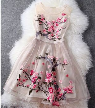 "The Stunning ""Shimmer Lake"" Dress."