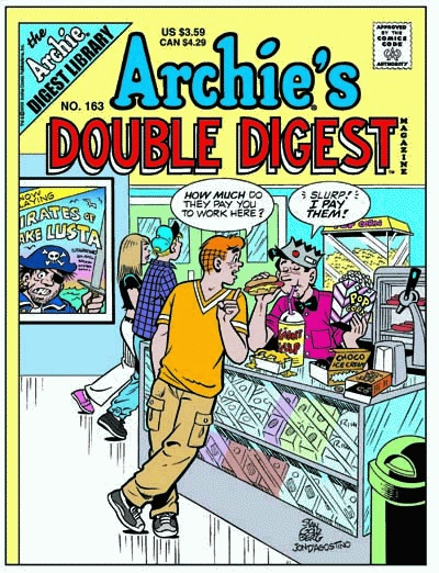 Archie Comics...Yes its a comic lol