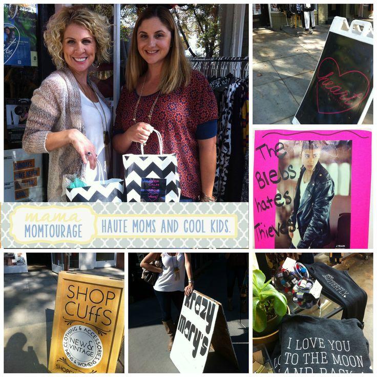 Sacramento - guide to boutiques. @M B Stores
