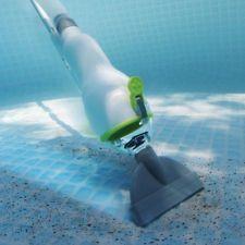 Kokido Skooba Vac Above Ground Swimming Pool Vacuum Cleaner for Intex Pools