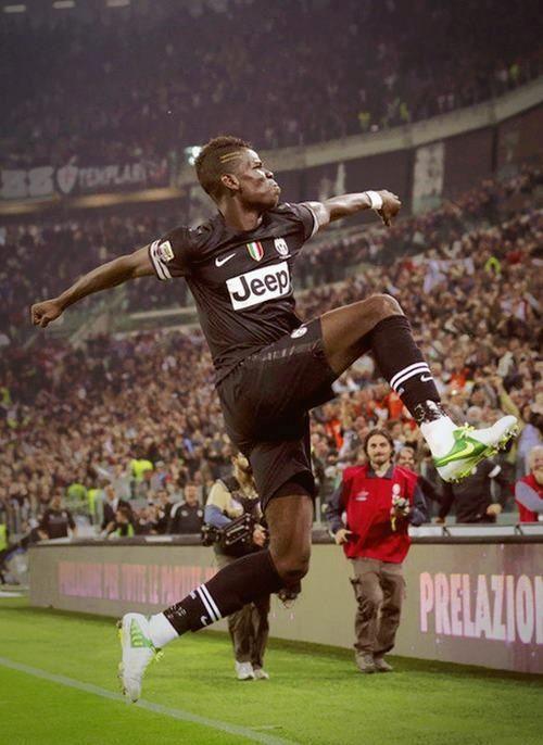 Paul Pogba is mijn 2de favoriete voetballer⚽️