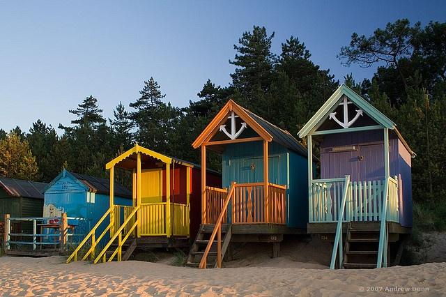 Holkham Beach Huts