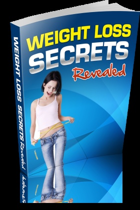 Free Wight Loss Secrets Revealed Ebook Download Page