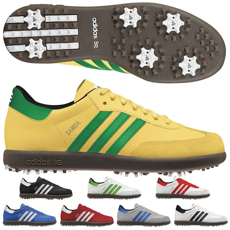 Adidas golf shoes, these look sooo comfortable!