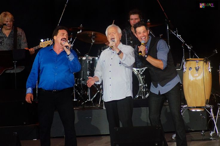 """Just Awesome!"" The Osmonds LIVE! at PNC Bank Arts Center"