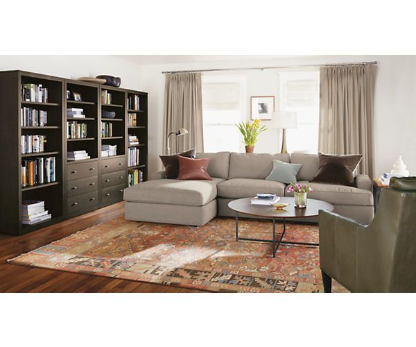 Levin Sofas with Chaise - Sectionals - Living - Room & Board