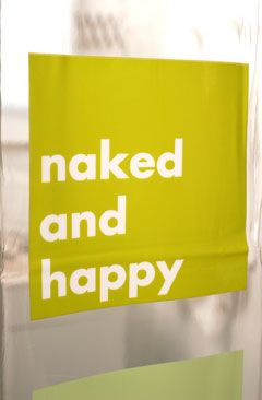 Funny shower curtain...or above a baby changing table?