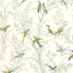 Thibaut Historic Homes Vol VII - Augustine - Wallpaper - from Blithewood summer home of the McKees of Pennsylvania!