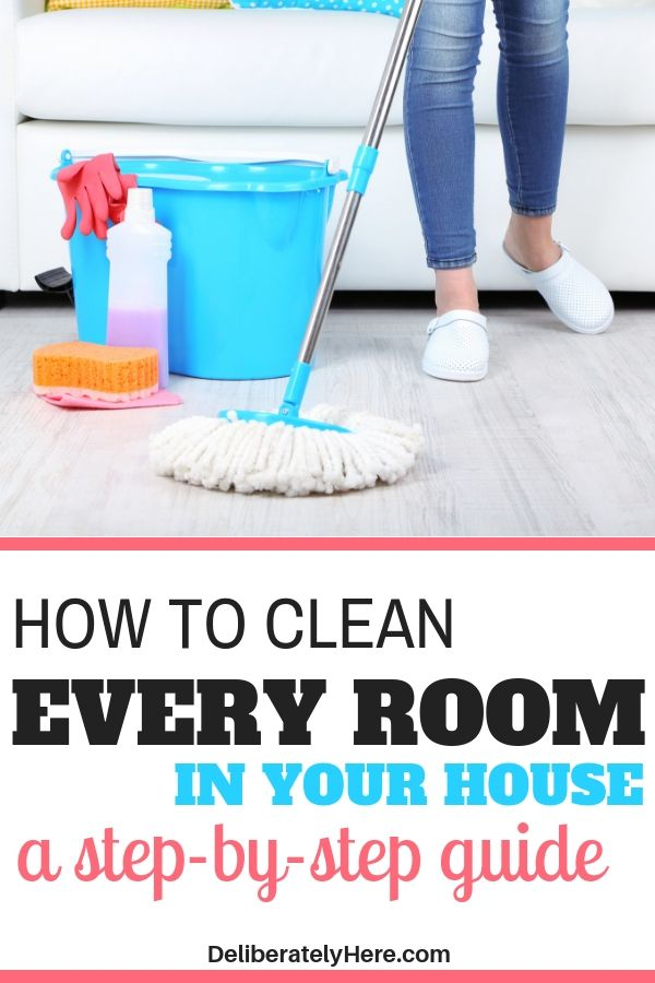 How To Deep Clean Your House With 4 Quick Expert Cleaning Tips Cleaning Hacks House Cleaning Tips Deep Cleaning Tips