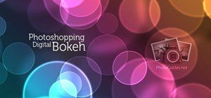 Interested in creating a digital bokeh lens effect in Adobe Photoshop? This clip will show you how it's done. Whether you're new to Adobe's popular raster graphics editing software or a seasoned professional just looking to better acquaint yourself with the program and its various features and filters, you're sure to be well served by this video tutorial. For more information, including detailed, step-by-step instructions, watch this free video guide.