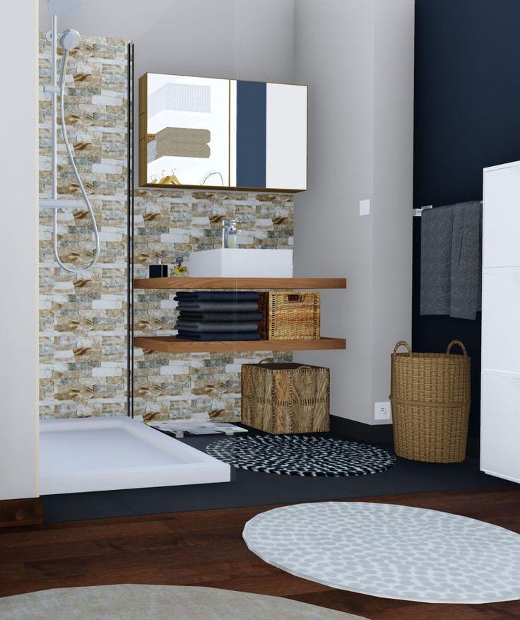 Best Deco Idée Couleurs Images On Pinterest Black Colors And - Style louis xv decoration pour idees de deco de cuisine