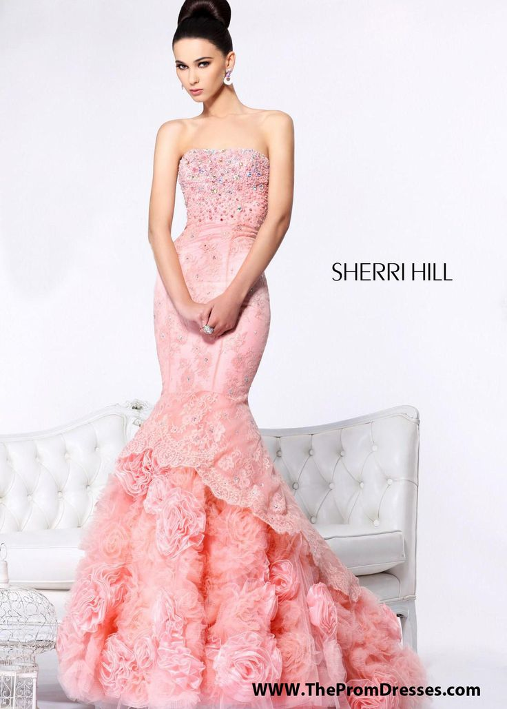 389 best Long Dresses images on Pinterest | Prom dresses, Long gowns ...