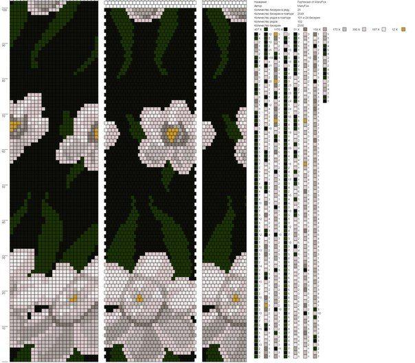 Серия Цветы