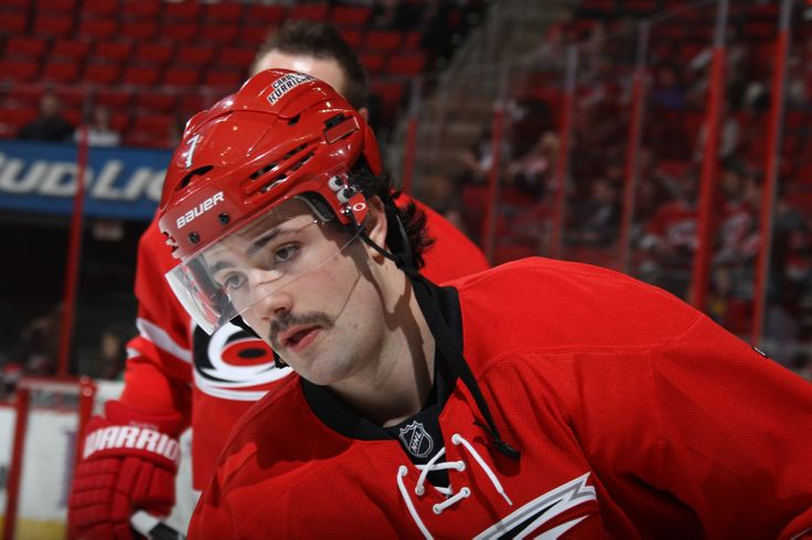 #7 Ryan Murphy on 11.16.13 #Movember #Canes