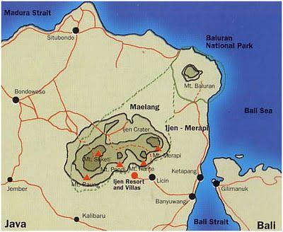 Baluran National Park can be reached from Surabaya, in East Java along the northern coast towards the east, crossing the city: Pasuruan, Probolinggo, Situbondo.