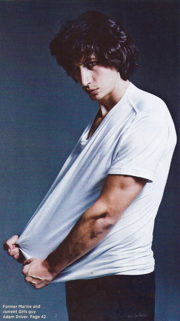 knights-of-ben-solo:  adambenkyloren:  Adam Driver in the Jan 30, 2014 issue of Rolling Stone.   omg. arms. hair. stare. I AM DECEASED