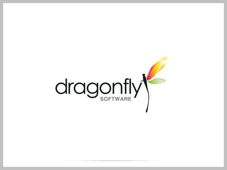 DRAGONFLY LOGO by KVA
