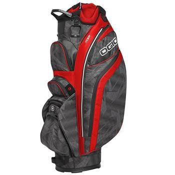 Ogio Pisa Golf Cart Bag | Race Day | White Charcoal | Low Price Promise