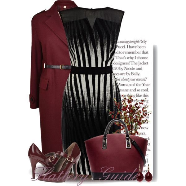 A fashion look from December 2014 featuring Coast dresses, Burberry coats and Gabriella Rocha pumps. Browse and shop related looks.