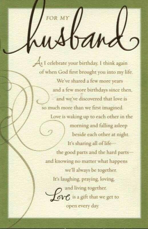Best 25 Happy birthday husband ideas – 50th Birthday Card for Husband