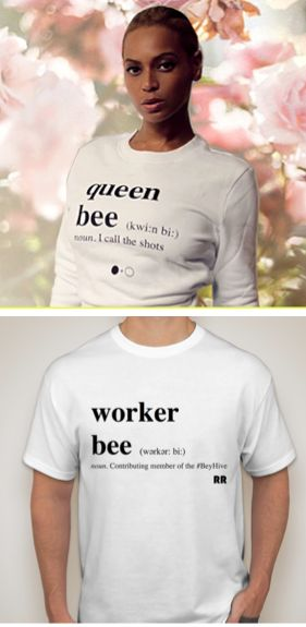 Beyonce Worker Bee T-Shirt. Buy now at link!