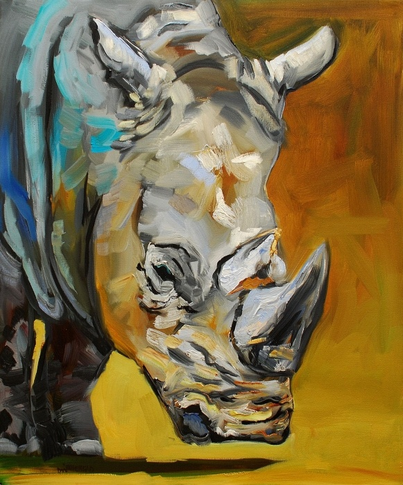 Love this painting by Diane Whitehead