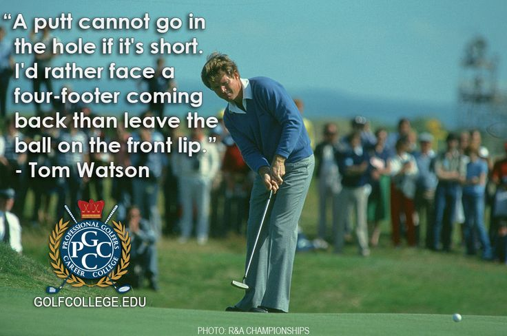 """On this day in golf history, Tom Watson won the 1980 Greater New Orleans Open by 2 strokes over Lee Trevino. Watson would defend his championship the following year by 2 strokes again over Bruce Fleisher. The great Tom Watson earned a career 39 PGA Tour victories including 8 major championships: 2 Masters, 1 U.S. Open and 5 Open Championships including the famed 1977 """"Duel in the Sun"""" win against Jack Nicklaus at Turnberry. #TBT #GolfHistory"""