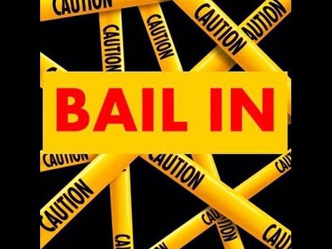 "USA NEXT: ""DEPOSITORS' MONEY TAKEN for BANK BAIL-IN' in Europe on Sunday..."