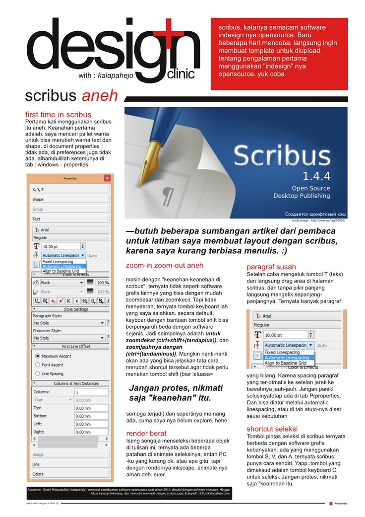 13 Best Scribus Images On Pinterest Advertising Chart Design And