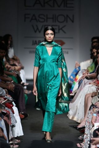 Sanjay Garg - Lakme Fashion Week, Autumn/Winter 2014