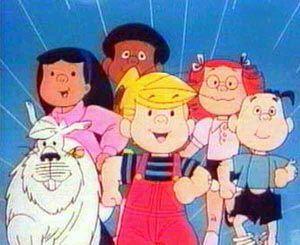 Dennis The Menace (Denis, o Pimentinha) / 1986 / DiC Entertainment #cartoons