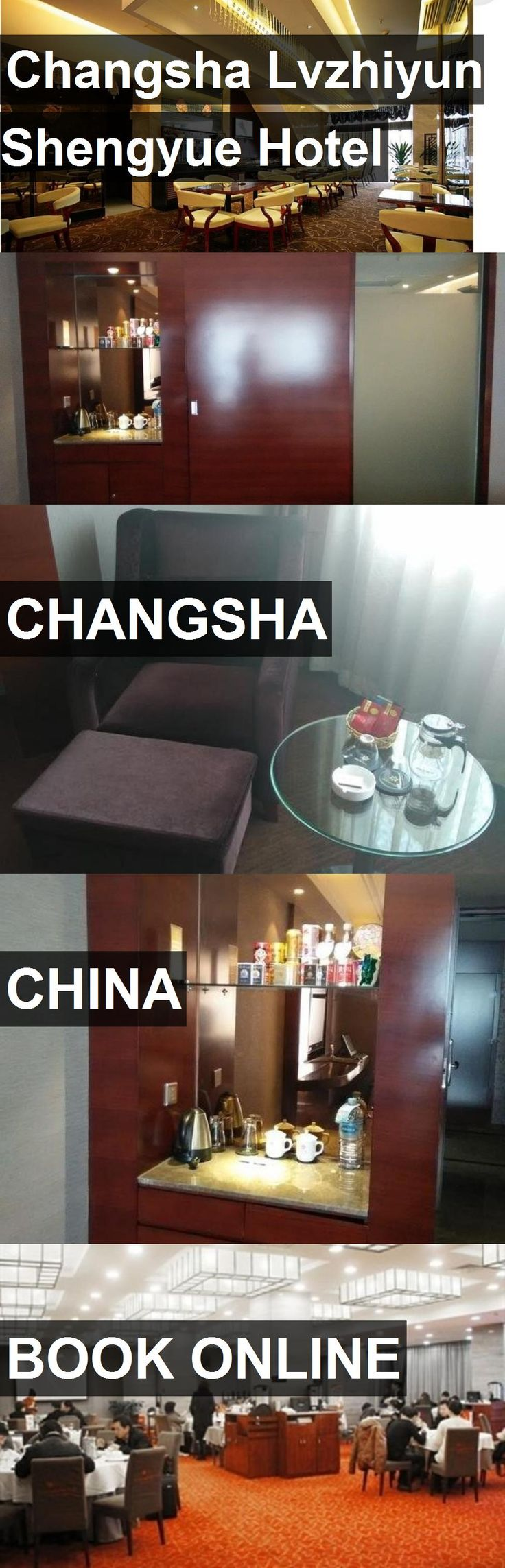 Changsha Lvzhiyun Shengyue Hotel in Changsha, China. For more information, photos, reviews and best prices please follow the link. #China #Changsha #travel #vacation #hotel