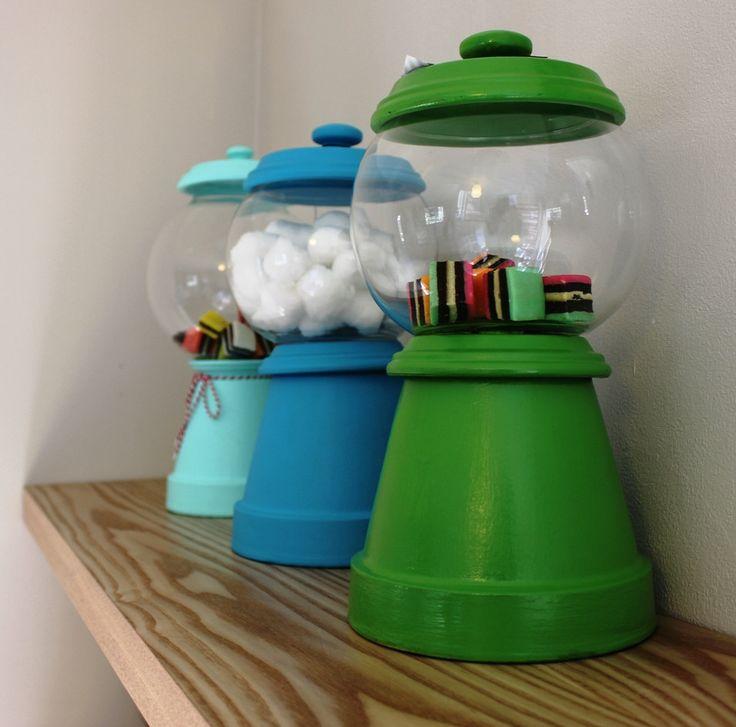Giddy Aunt Novelty Jars
