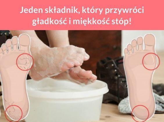 Jeden składnik, który przywróci gładkość i miękkość stóp!