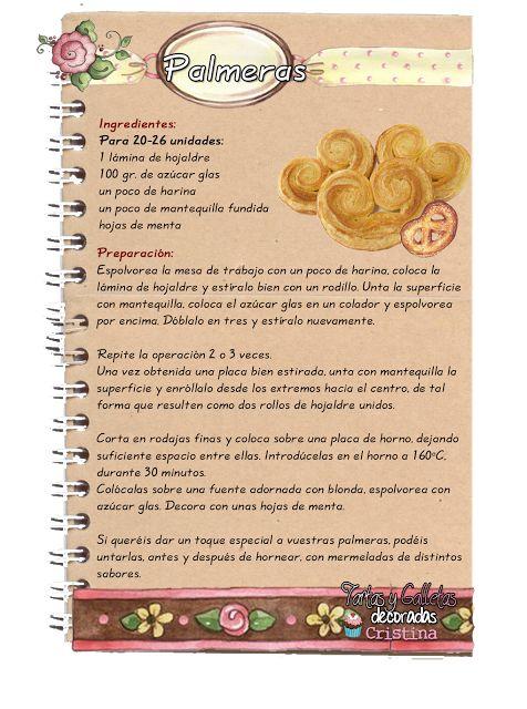 Tartas, Galletas Decoradas y Cupcakes: Palmeras