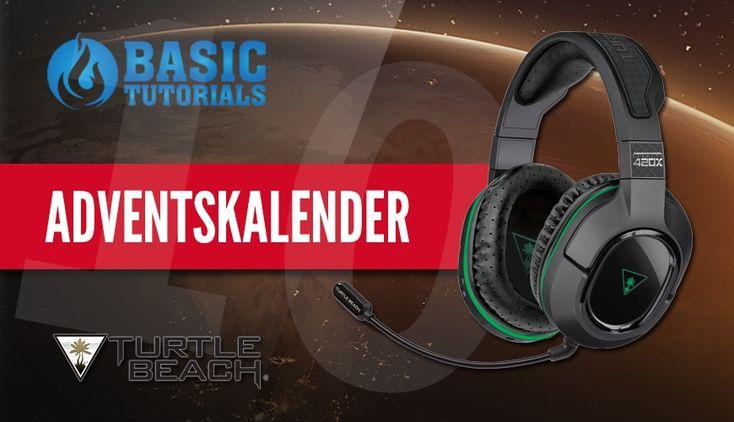 #Adventskalender: 2x Turtle Beach Ear Force Stealth 420x Wireless Gaming-Headset #Gewinnspiel https://basic-tutorials.de/giveaways/adventskalender-2x-turtle-beach-ear-force-stealth-420x-wireless-gaming-headset-gewinnspiel/?lucky=61644 via @BasicTutorial