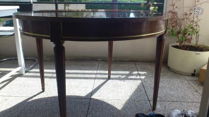 250boncoin burel 0950574904 Table style louis XVI Ameublement Yvelines - leboncoin.fr
